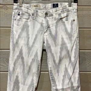 AG Printed Jeans